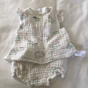 Angel Dear baby outfit